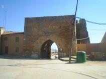 Puerta de Villa de San Andrés, Vista Posterior