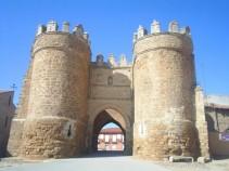 Puerta de Villa de San Andrés, Vista Delantera