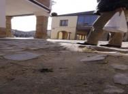 El Ayuntamiento de Villalpando terminará las obras de los accesos a la Plaza Mayor