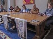 Presentación del cartel de La Borriquilla de Villalpando