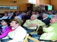 Villalpando designa ocho compromisarios para la asamblea de Caja Rural