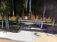 Apertura del cementerio municipal