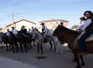 La Asociación Ecuestre «La Espuela» de Villalpando celebra la Feria de Abril